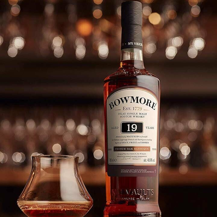 Amazon Launches Bowmore Whiskey