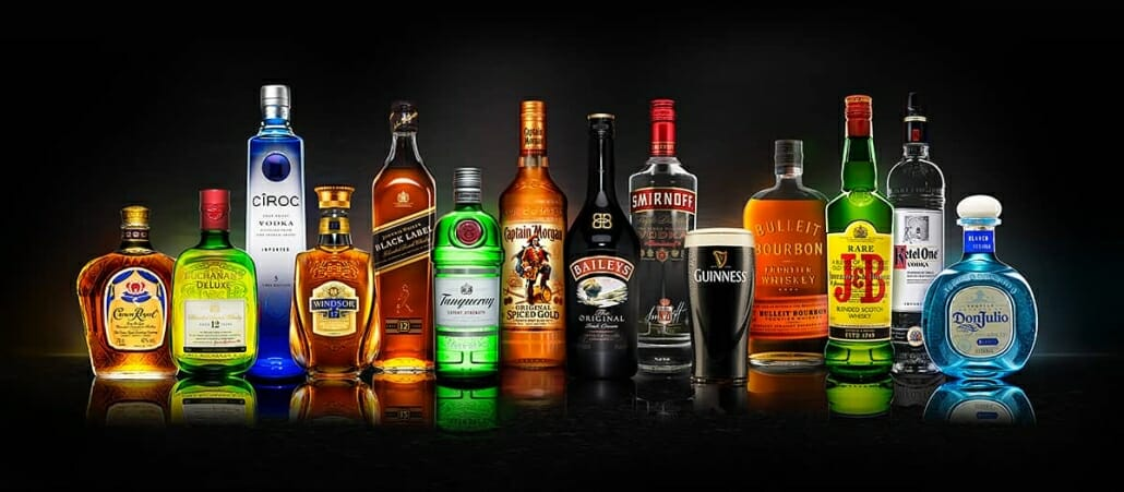 Diageo sells 19 brands to Sazerac for US$550m