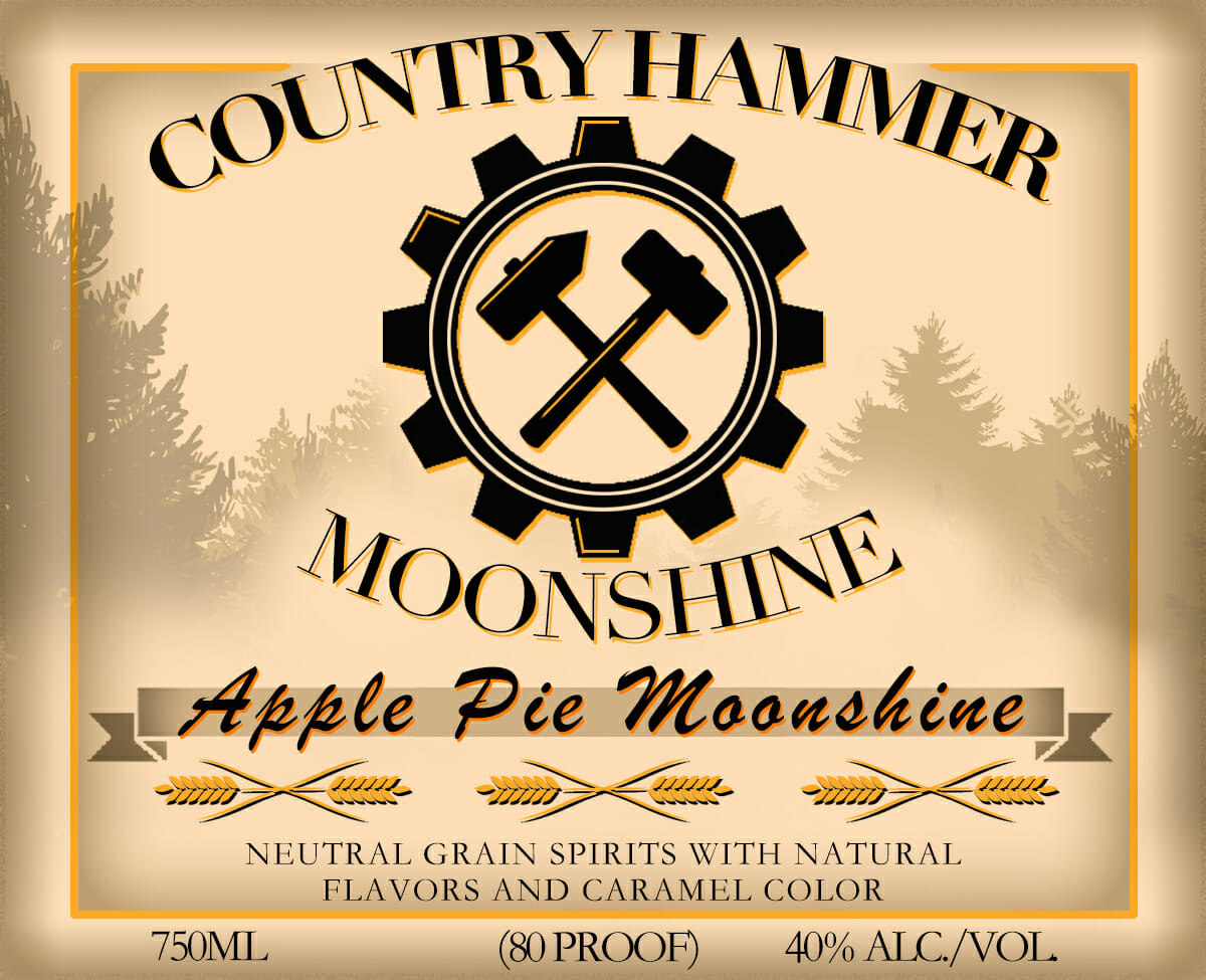 Country Hammer Moonshine