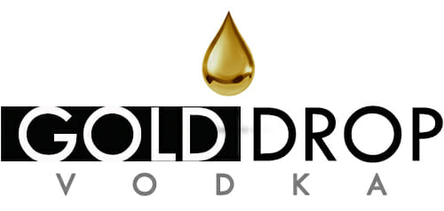 Gold Drop Vodka Logo